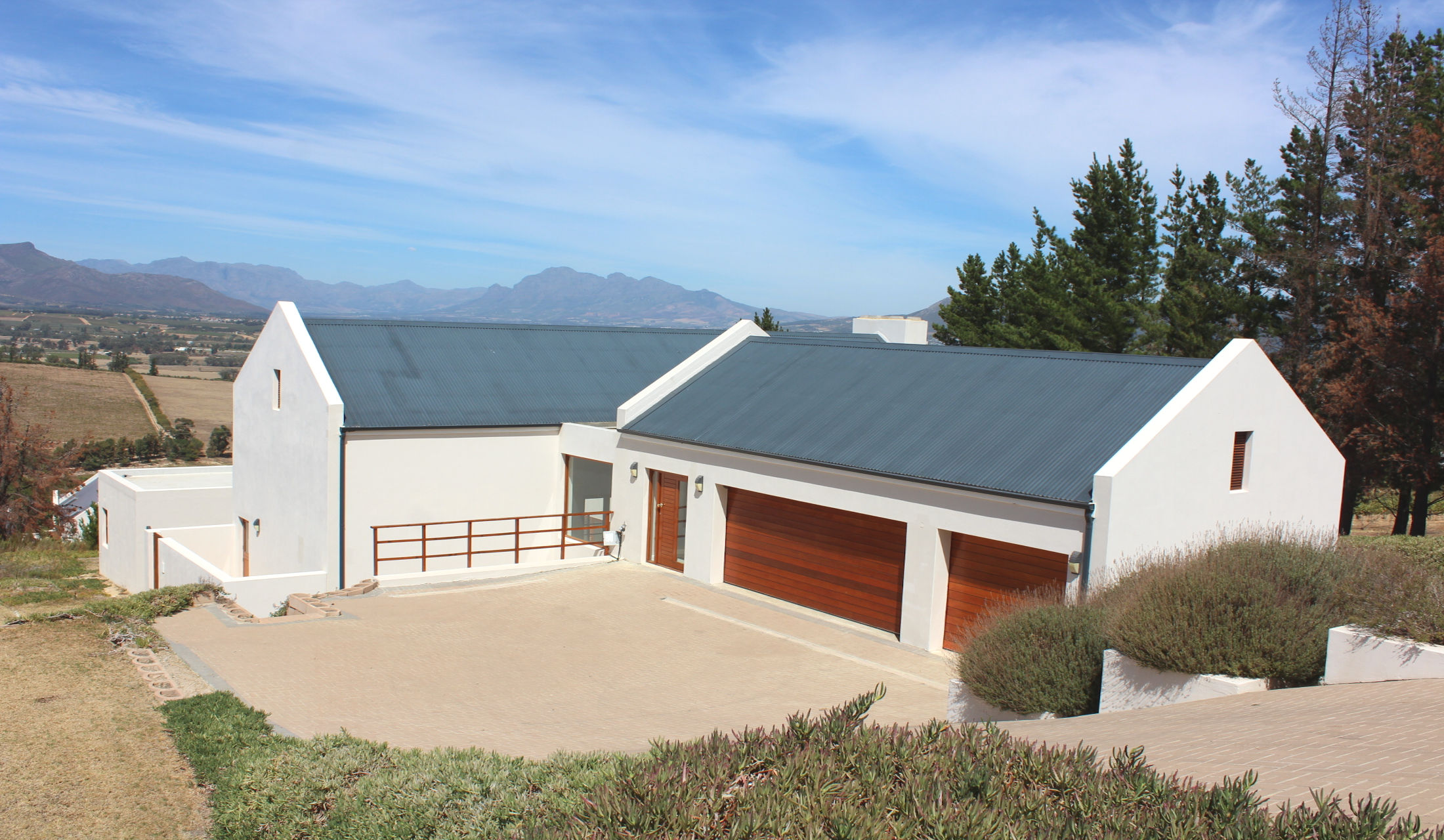 Neues Haus in Country-Estat, Wellington