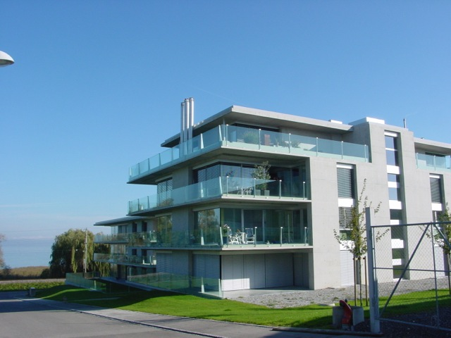 Edles Luxuspenthouse, Region Bodensee